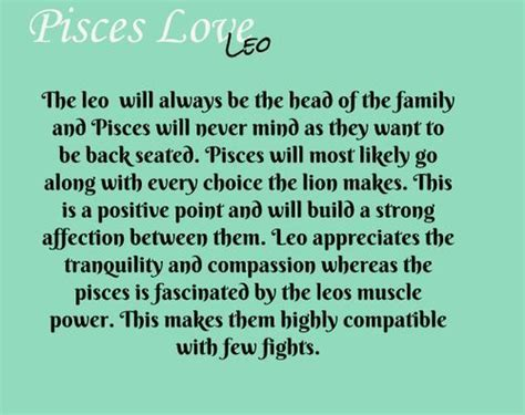 1000 ideas about pisces compatibility on pinterest