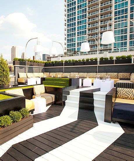 Kensington Roof Top Bar by 10 Chicago Rooftops For Enjoying Summer Reverie