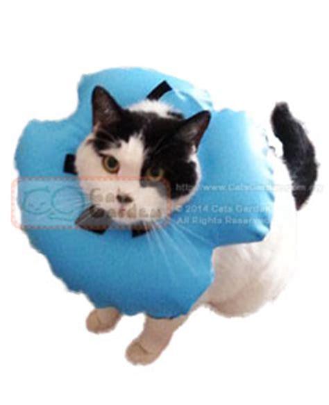 Kruuse Inflantable Collar Pvc Xs Elizabethan Collar Cats Garden Malaysia