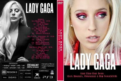Dvd Import Gaga Tour gaga live dive bar tour los angeles nashville new york 2016 dvd