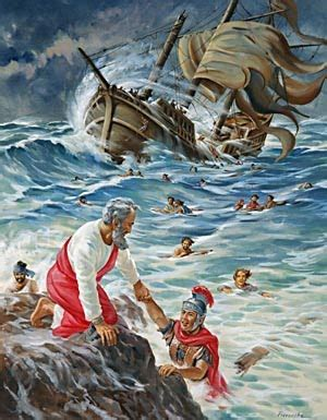the forever ship the sermon books similarities between paul s shipwreck and our salvation