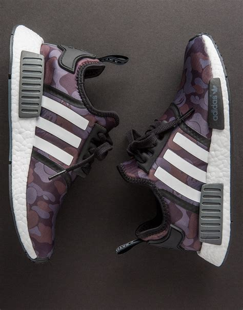 Adidas Nmd R1 X Bape Camo Purple bape x adidas nmd r1 release date justfreshkicks