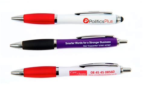 Promotional Giveaway Pens - promotional products uk personalised promotional product suppliers marketing items