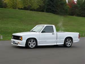 1991 s10 cameo lowered with c5 wheels ratio