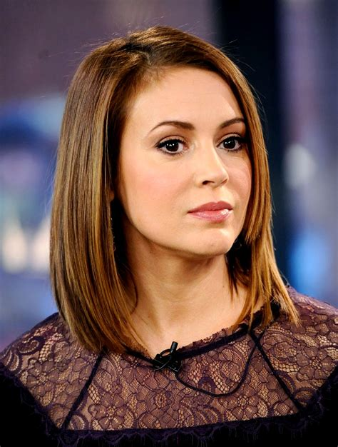Alyssa Milano Hair 2015   wallpaper.