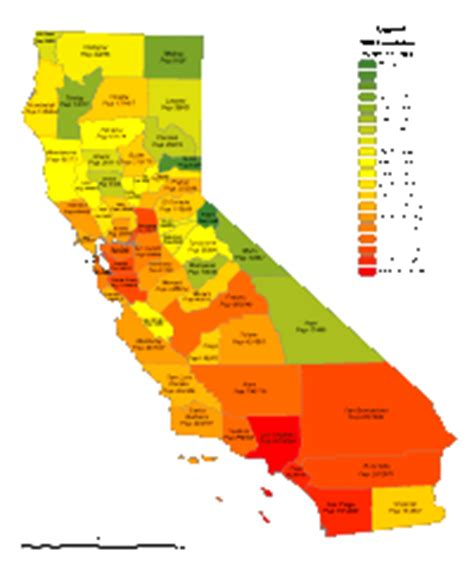california county map pdf california digital vector maps editable