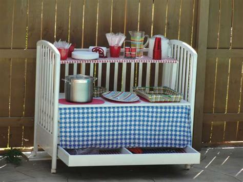 second baby cribs repurposed baby cribs 17