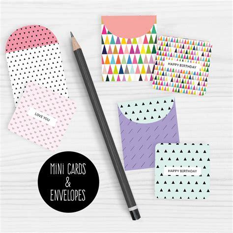 Printable Note Cards For