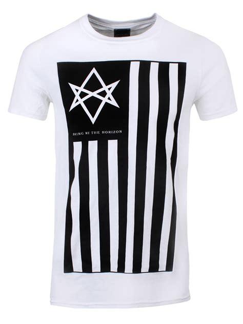 tshirt bring me the horizon 8 bring me the horizon antivist mens white bmth t shirt m 38