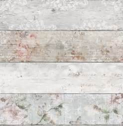 graham brown fresco grey pink distressed floral wood flat wallpaper wallpaper floral and