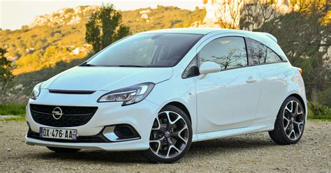 2016 opel corsa opc review pics performance specs