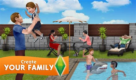 Free Play the sims freeplay android apps on play