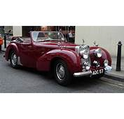 Triumph 1800 Roadster  Classic Car Weekly
