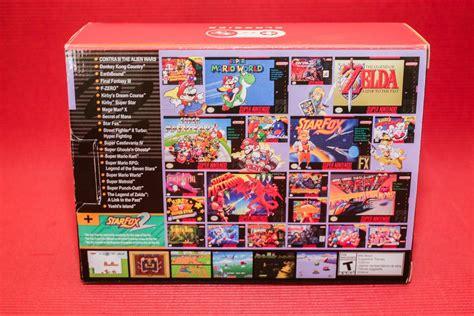 Snes Nintendo Entertainment System Classic Edition Console 1 nintendo nes classic edition review cnet