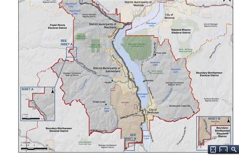penticton canada map penticton constituency pentictonndp