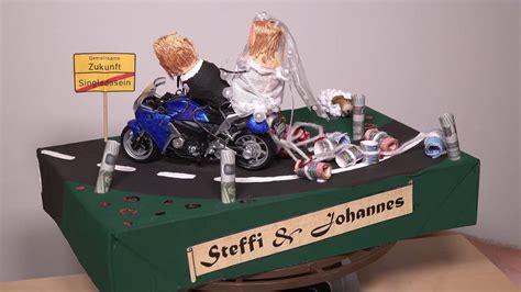 Geschenk Motorrad by Motorrad Hochzeit Geschenk Gedreht Youtube