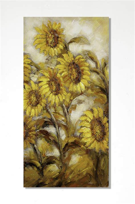 fiori dipinto quadri centomo floriano arreda