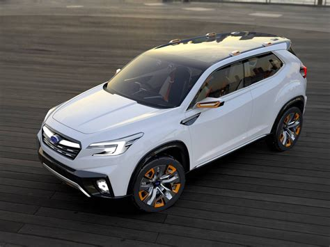 subaru viziv impreza concepts preview next forester