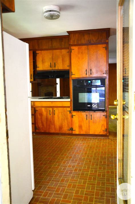 hometalk flip house 1960s kitchen before and after a
