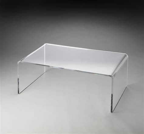 Acrylic Coffee Table Acrylic Cocktail Table Hedgeapple