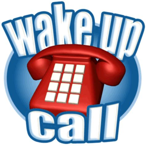 call wakeup gif find & share on giphy