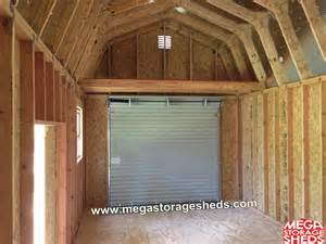 Roll Up Barn Doors Roll Up Shed Doors Pilotproject Org