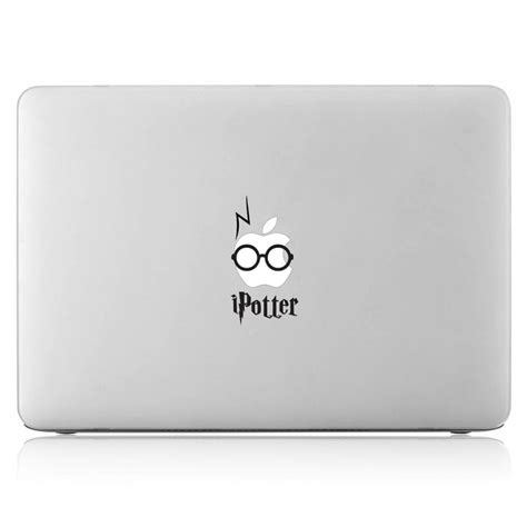 Decal Harry Potter Apple stickers harry potter macbook kamos sticker