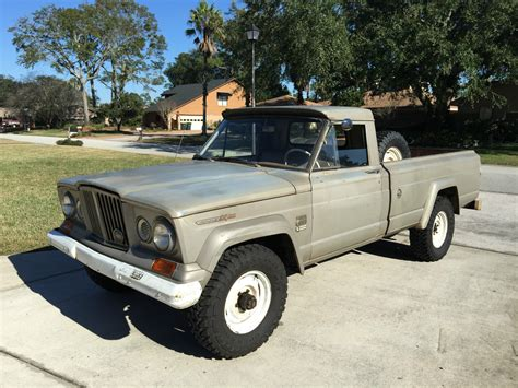 1967 jeep gladiator interior 1967 jeep gladiator j10 j3000 truck barn find for