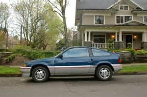 parked cars 1984 honda civic cr x