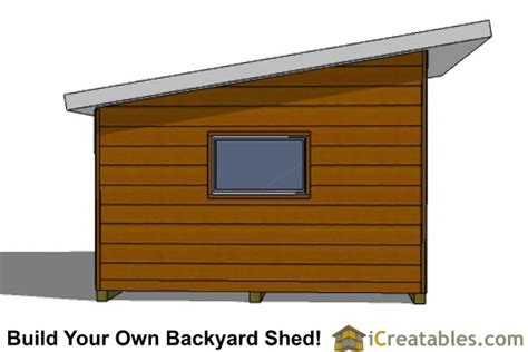 14x16 shed plans storage shed plans icreatables 14x16 modern studio shed plans icreatables