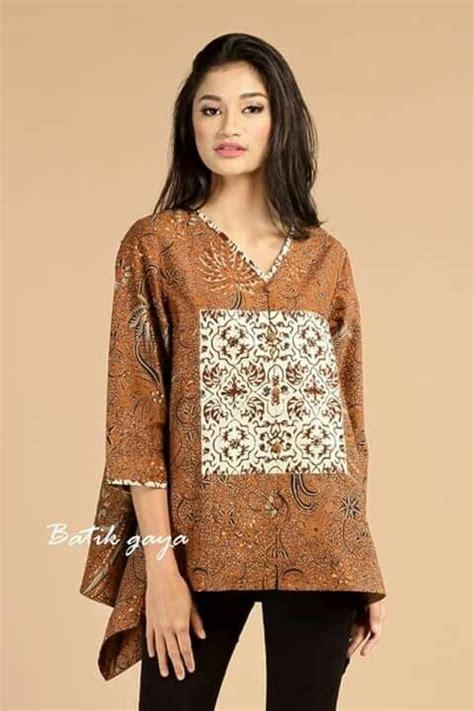 Model Dress Batik Danar Hadi Terbaru the 25 best modern batik dress ideas on batik dress batik fashion and model dress