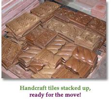 Handcraft Tile - handcraft preserved