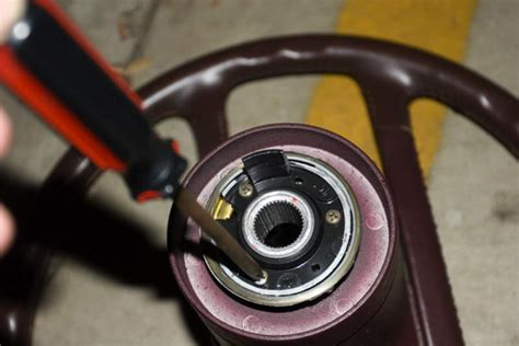 momo steering wheel installation wiring