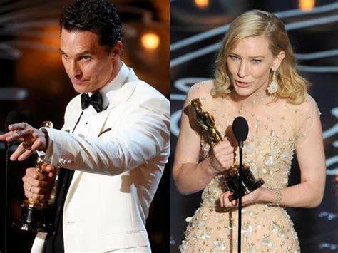 2014 best actress oscar winner oscars 2014 winners cate blanchett oscars matthew