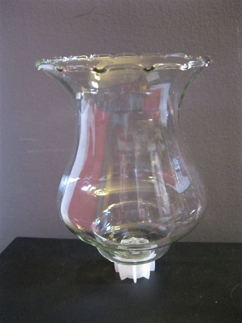 home interiors votive cup candle holder 5 1 2 quot classique clear prev own ebay