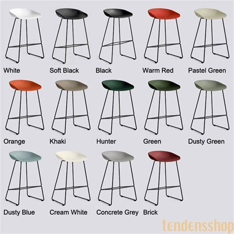 Hay About A Stool Aas38 by Aas38 Fra Hay Flere Varianter Shop
