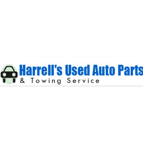 harrell s used auto parts towing service prince george