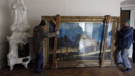 was hitler a house painter paintings hitler bought uncovered the times of israel
