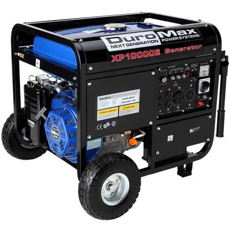 portable electric generator 6 best 10 000 watt portable generators for 2017