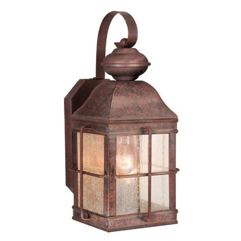 Western Kitchen Cabinet Hardware Rustic Lamps 7 Inchrevere Outdoor Wall Lamp Black Forest