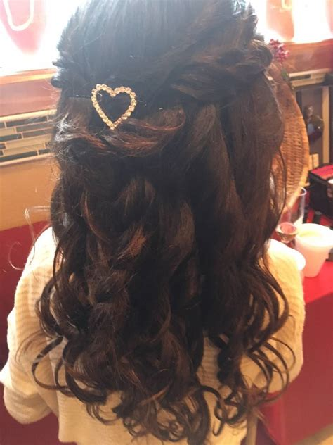 father daughter dance hairstyles for girls girls hairstyle for father daughter dance 23 best images