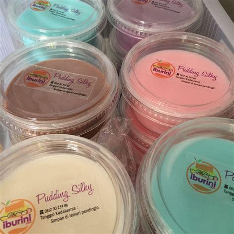 Puding Silky pudding silky iburini