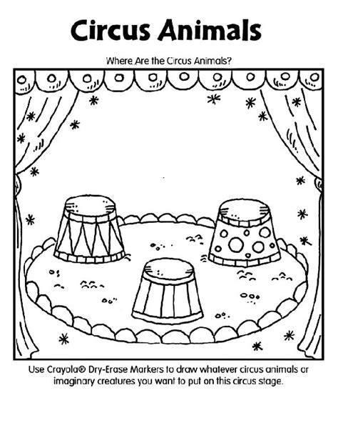 made by joel new circus coloring sheets click on the