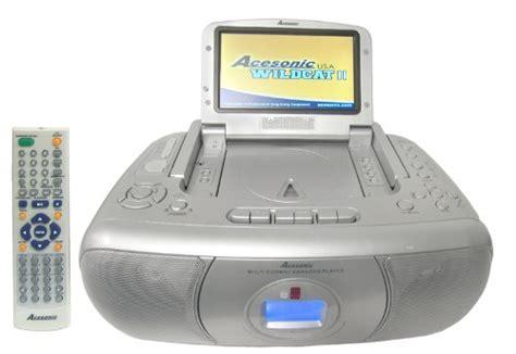 best multi format player karaoke players best buy acesonic wildcat ii portable