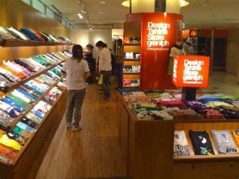 design t shirt store graniph tokyo tokyo narita airport shopping tripadvisor