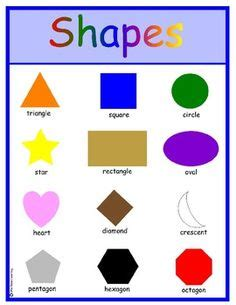 printable 3d shapes poster pictures of 3d shapes and their names sign up to get
