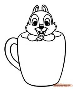coloring images chip and dale coloring pages disney coloring book