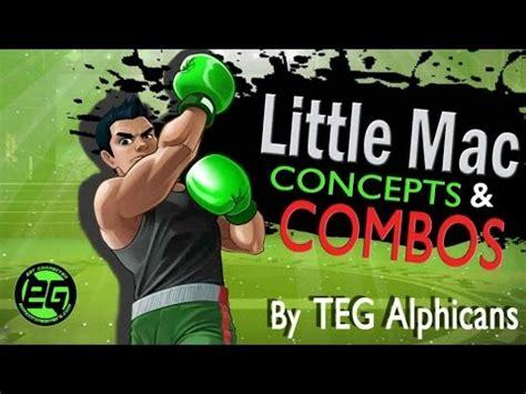 Little Mac Meme - little mac smash 4 concepts and combos by teg alphicans