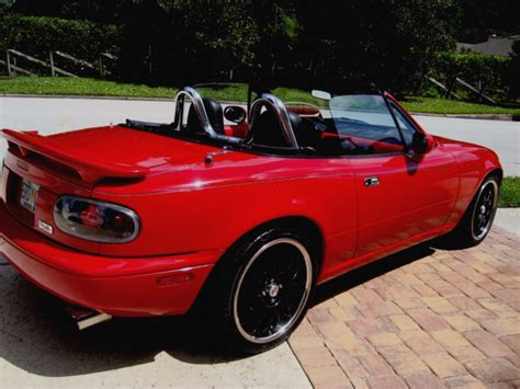 car owners manuals for sale 1993 mazda mx 6 on board diagnostic system 1993 mazda miata mx 5 red convertible manual 5 speed show car for sale mazda mx 5 miata 1993
