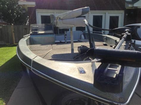 bass boat no motor thunderbolt bass boat for sale